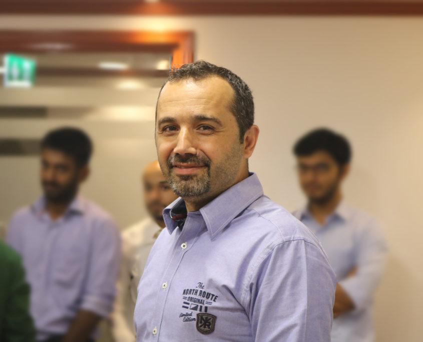 Fadi Ali Halloum